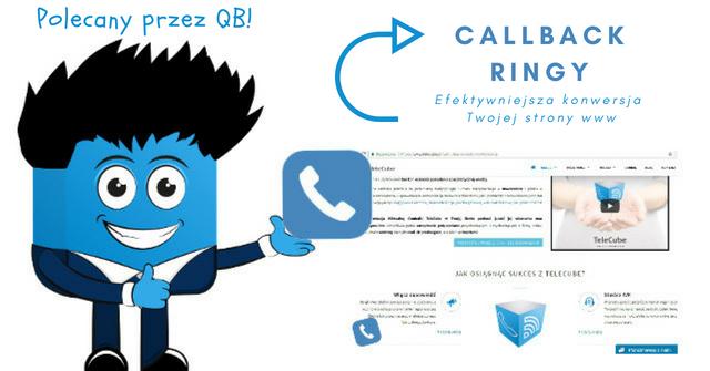 Callback RINGY telefonia TeleCube