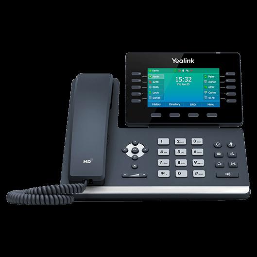 Telefon IP Yealink T54W