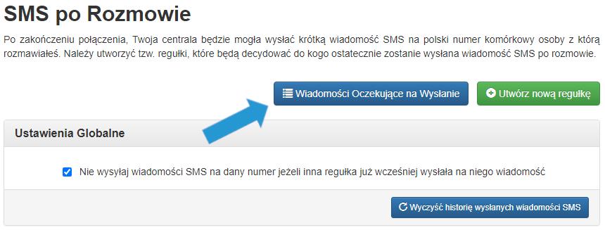 Nowa regułka SMS porozmowie