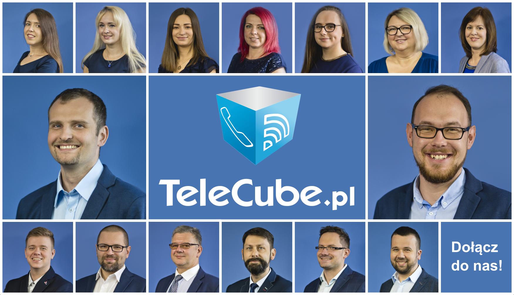 Pracownicy TeleCube